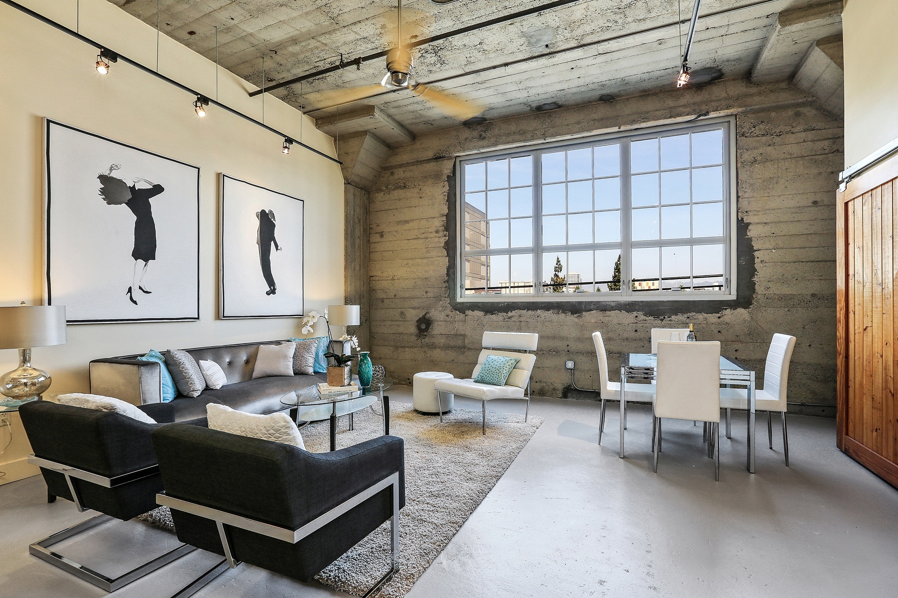 sales property at Iconic Live-Work Loft At Jack London Square