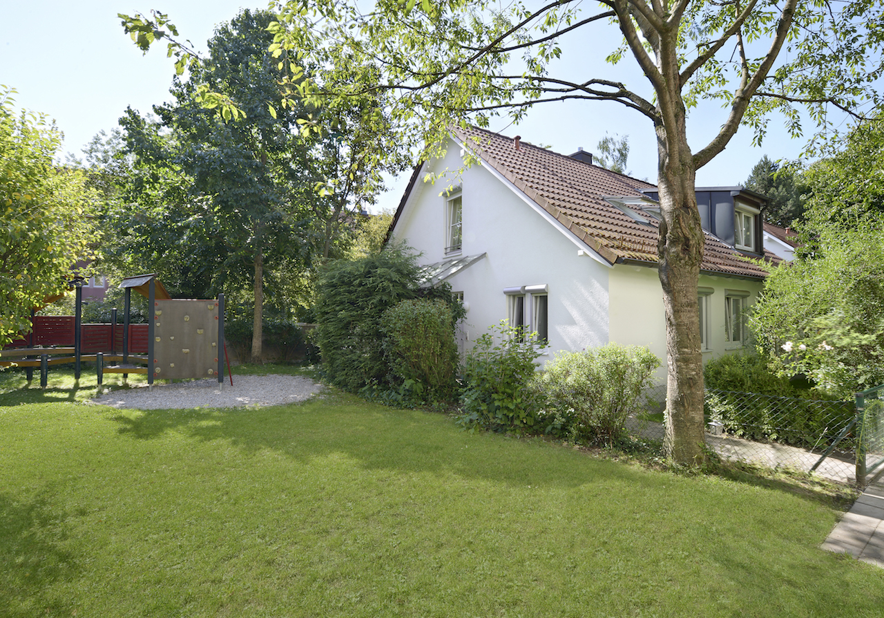 "Single Family Home for Sale at ""Urban Living"" Single Family Detached House in Central Location of Munich Munich, Bavaria, 81371 Germany"