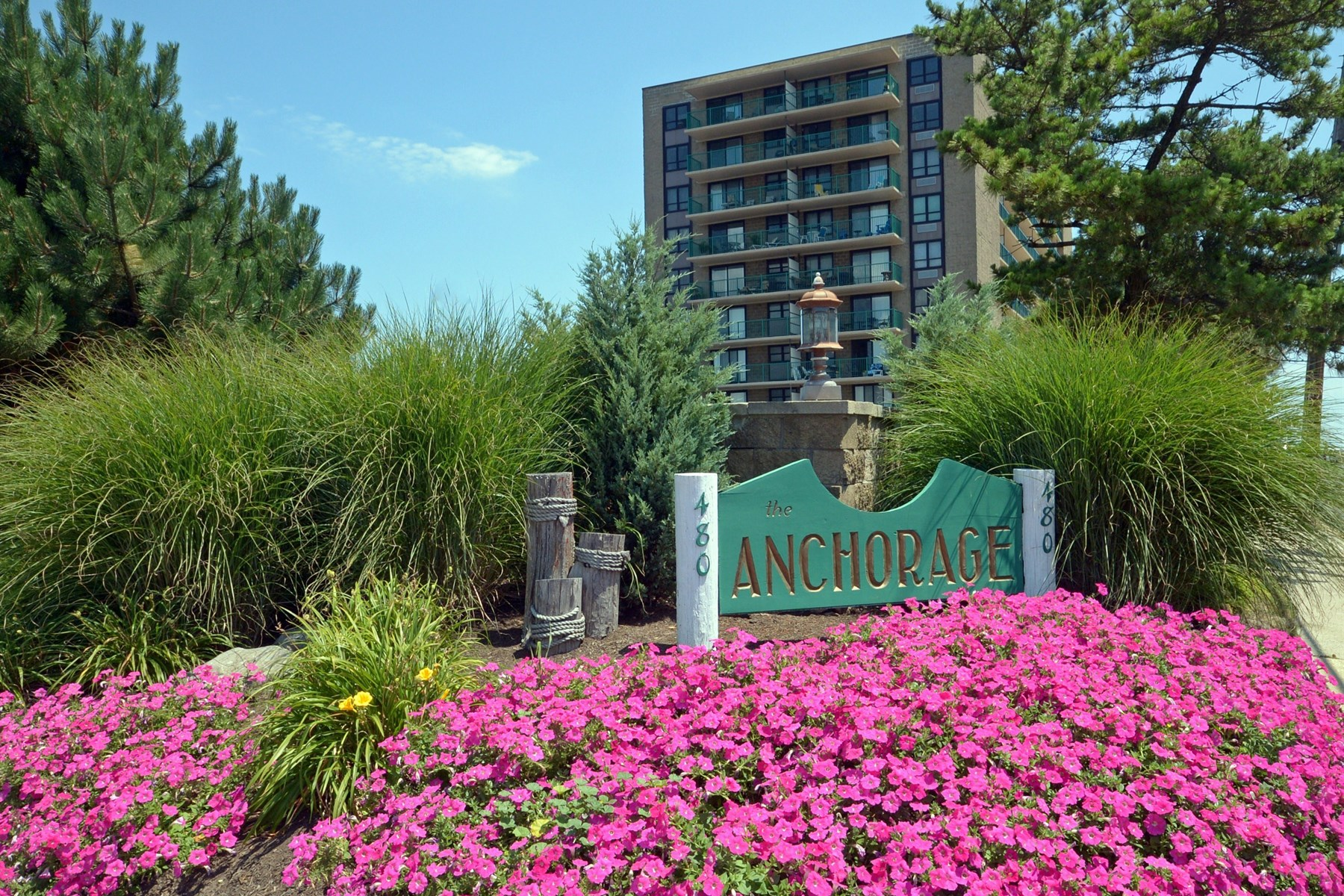 Condominium for Sale at The Anchorage 480- 1F Ocean Avenue Long Branch, New Jersey 07740 United States