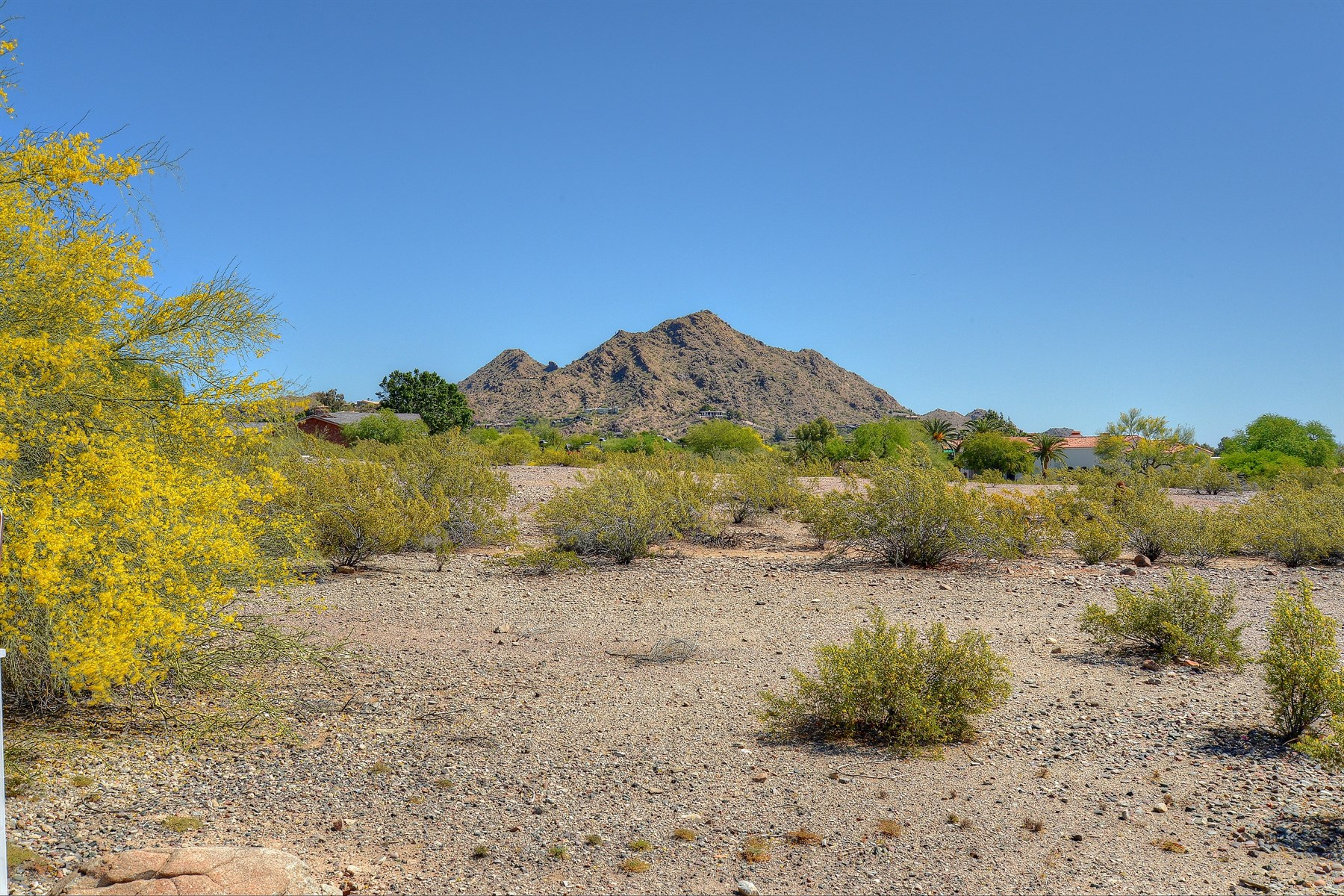 sales property at Beautiful 3+ acre lot located in the heart of Paradise Valley