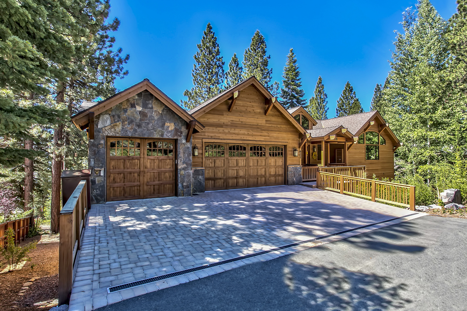 Single Family Home for Sale at 621 Crystal Peak Incline Village, Nevada 89451 United States