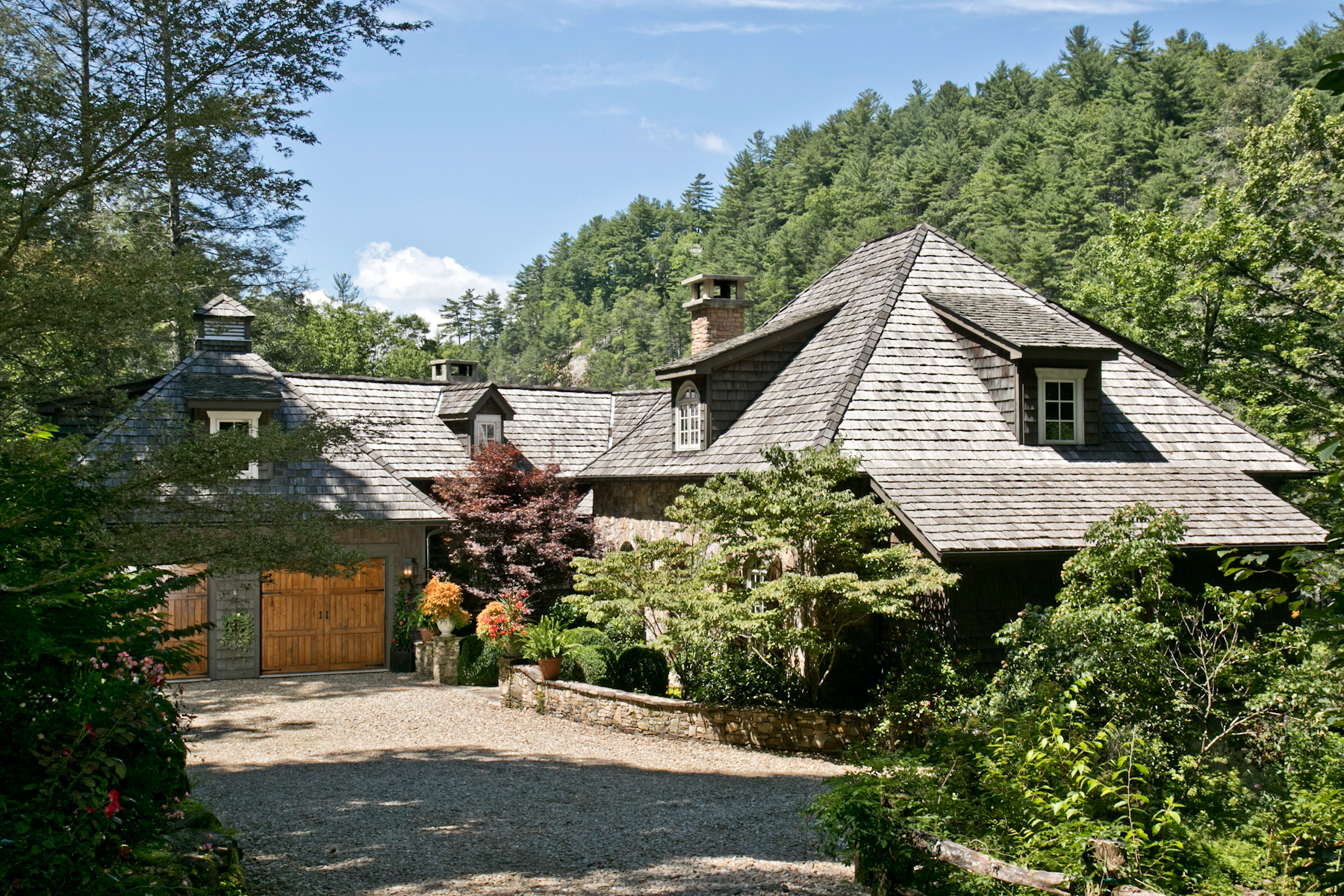 sales property at 108 Gorge Trail Road