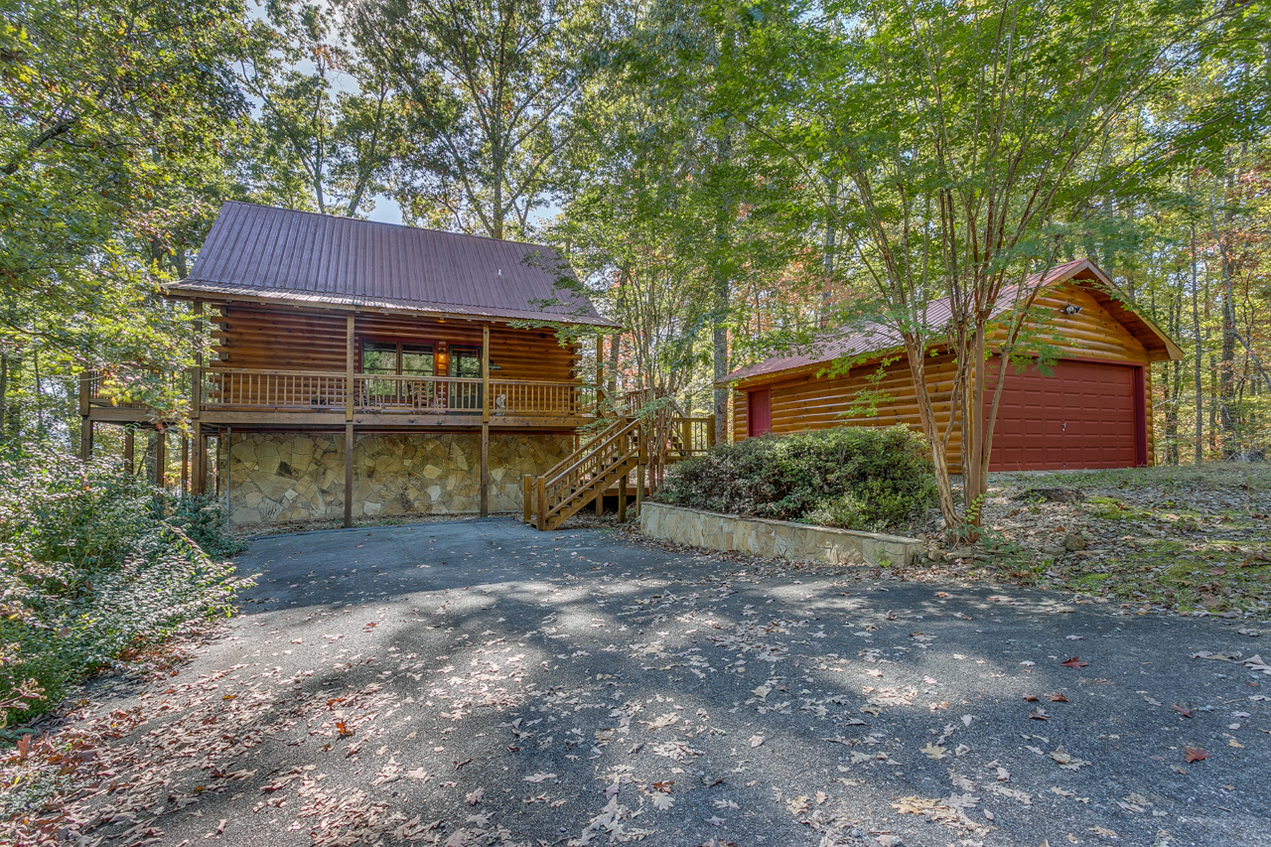 Additional photo for property listing at 101 Lake Ridge Drive  Blue Ridge, Georgia 30513 Hoa Kỳ
