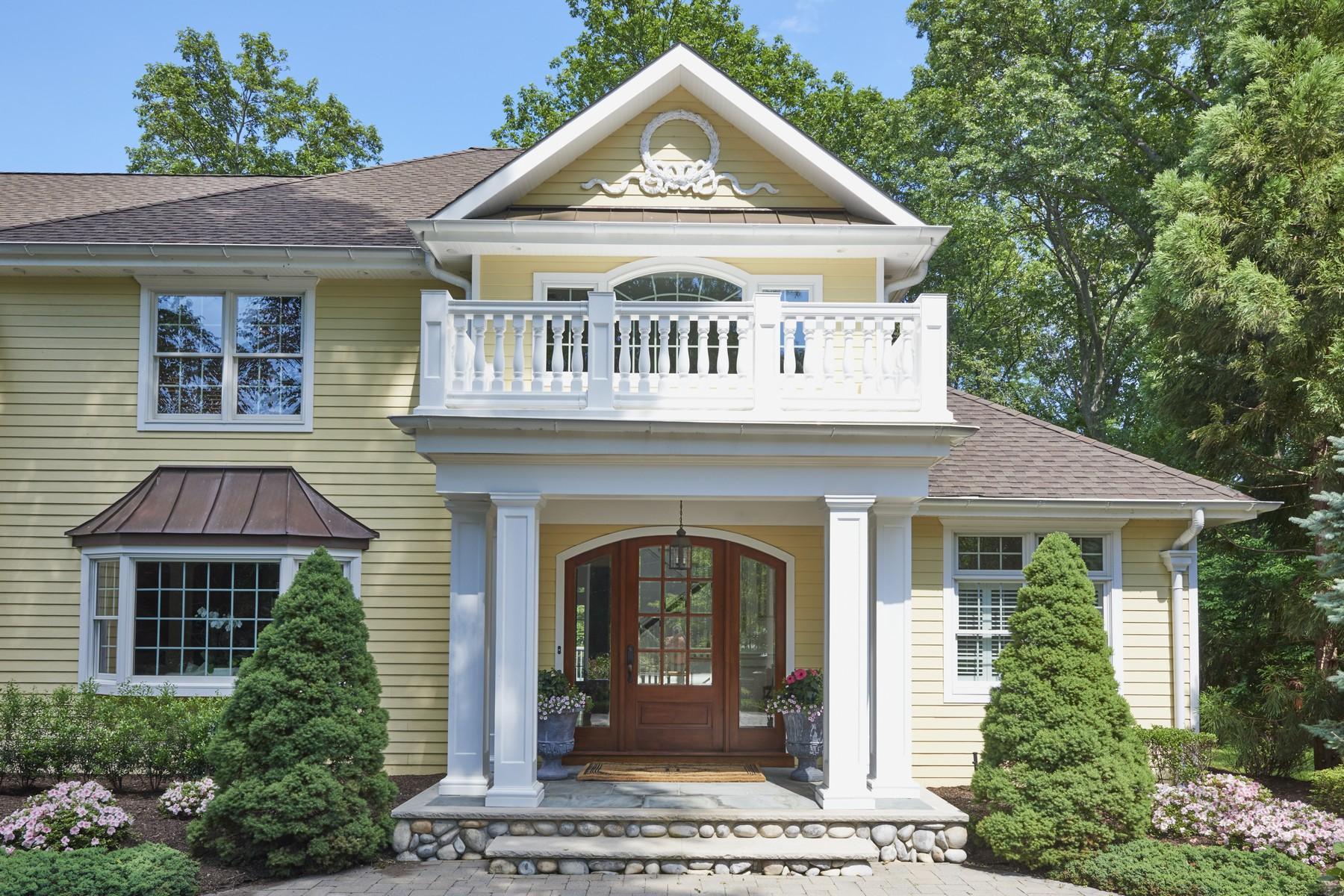 獨棟家庭住宅 為 出售 在 Gracious Beauty, Chapel Hill 829 Tilton Place Middletown, 新澤西州 07748 美國