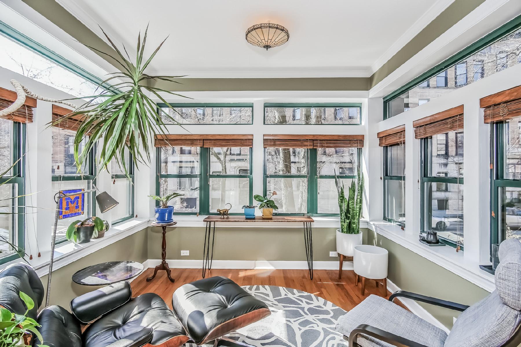 Кооперативная квартира для того Продажа на Oakdale Avenue Residence 630 W Oakdale Avenue Unit 1 Chicago, Иллинойс, 60657 Соединенные Штаты