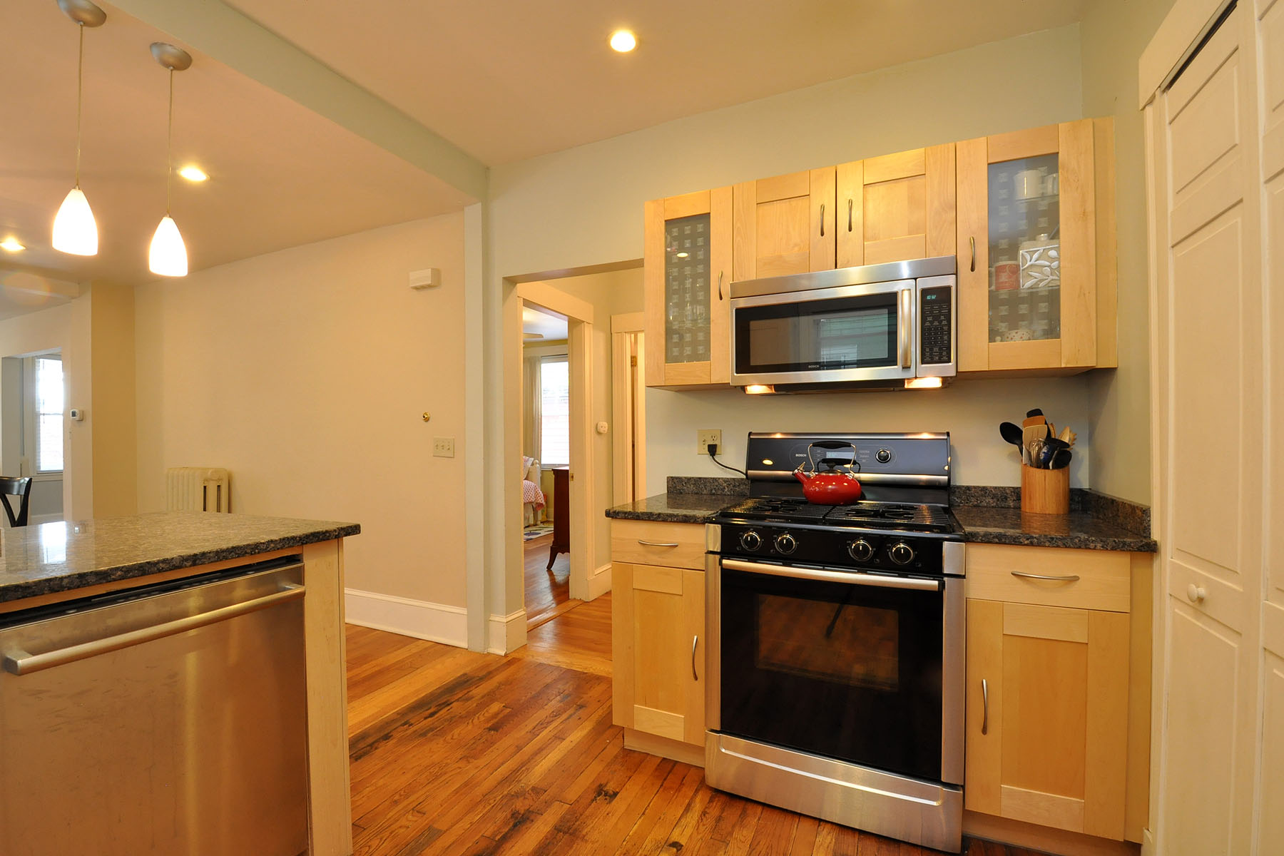 Condominium for Sale at Sunny Condo 78 Forest Hills Street Unit 1 Jamaica Plain, Boston, Massachusetts 02130 United States