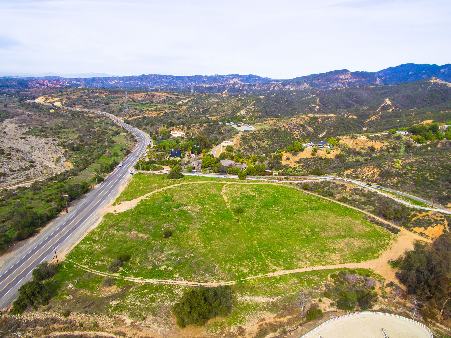 sales property at 15900 Williams Canyon Road