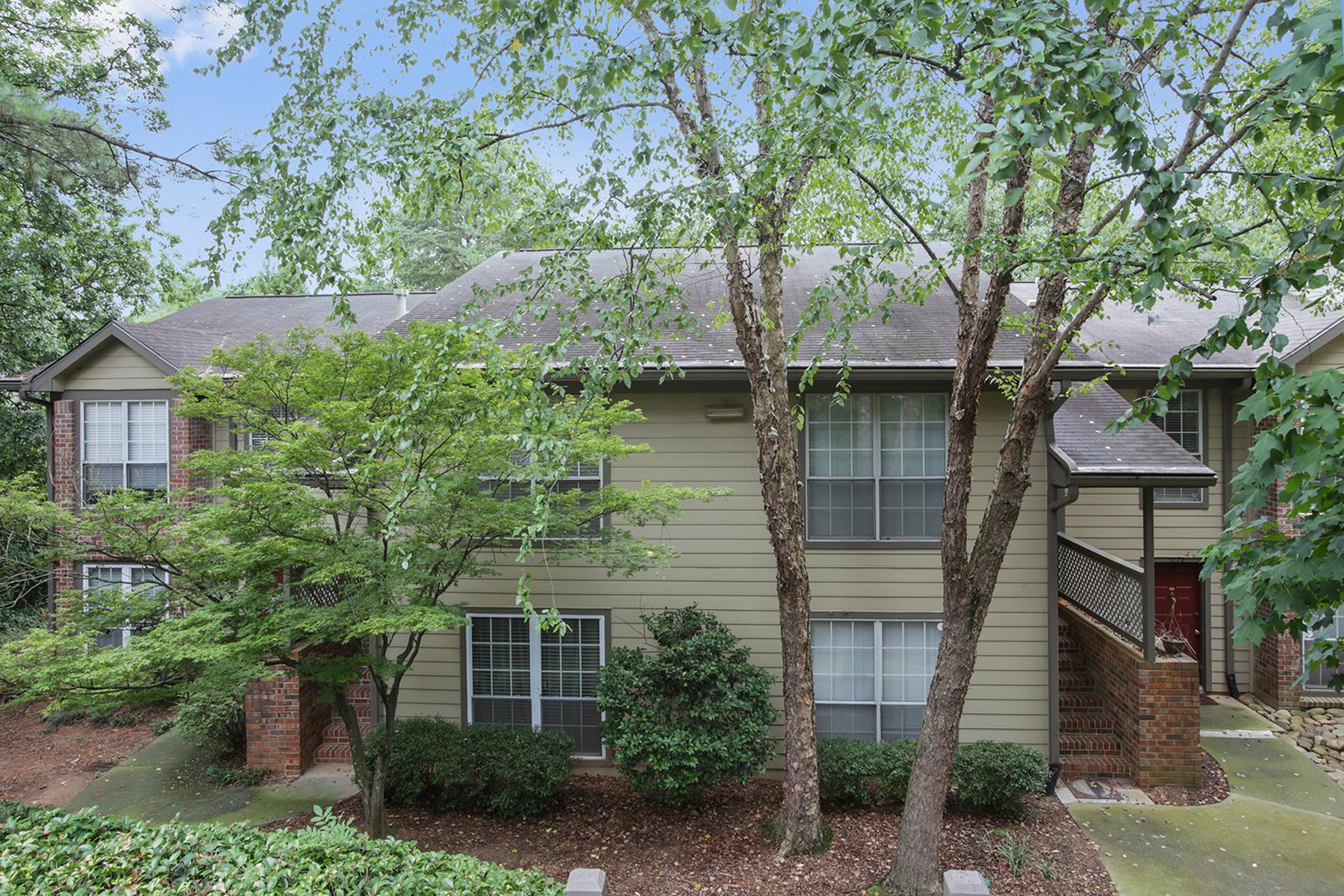 Condominio por un Venta en Fantastic Location 1266 Weatherstone Drive NE Atlanta, Georgia, 30324 Estados Unidos