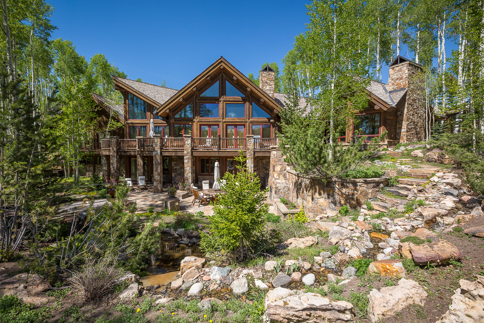 Single Family Home for Sale at 221 Touchdown Drive Telluride, Colorado 81435 United States