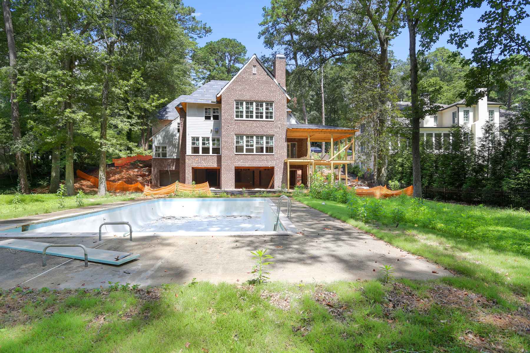 Additional photo for property listing at Beautiful New Construction In Chastain Park 496 Broadland Road NW Atlanta, 조지아 30342 미국