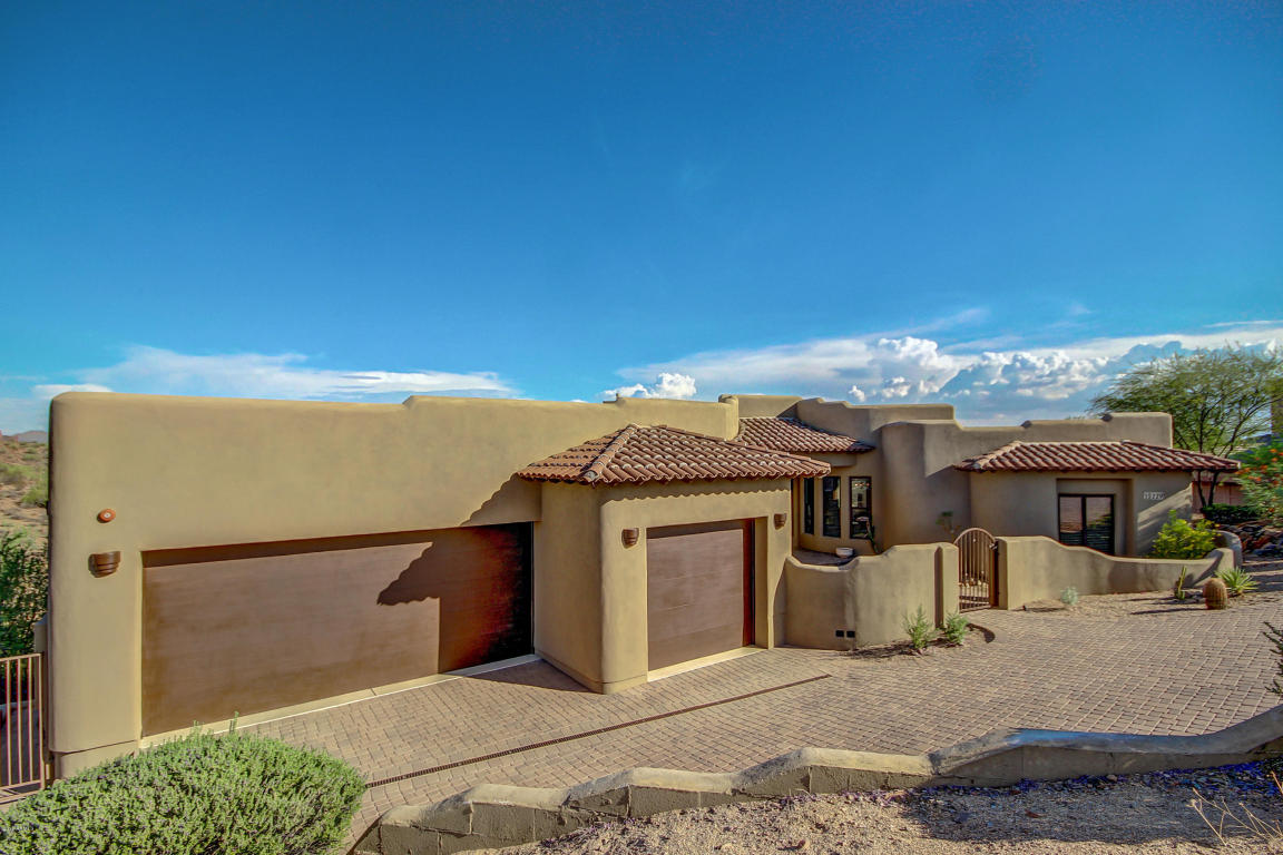 Single Family Home for Sale at Quintessence of Sonoran living 15229 E Whisper Draw Fountain Hills, Arizona, 85268 United States