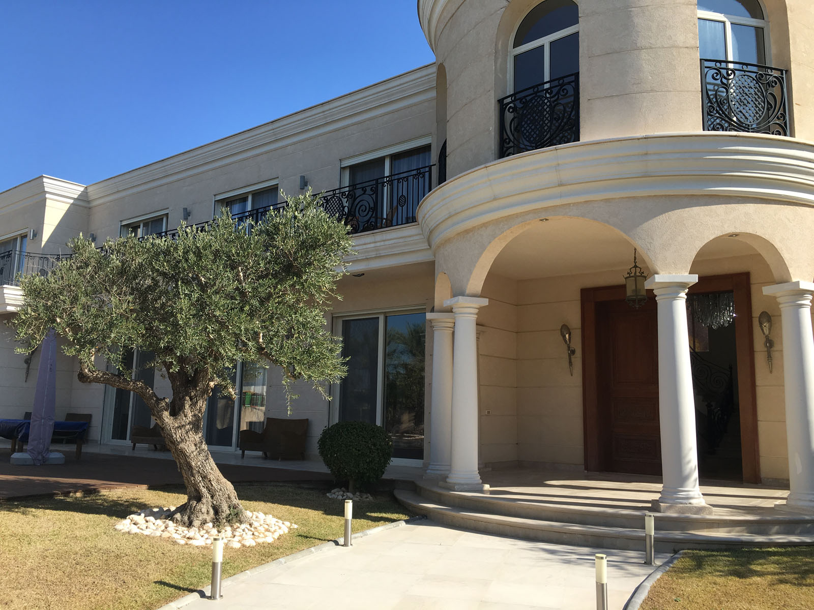 Single Family Home for Sale at Roman Style Decor Villa Caesarea, Israel Israel
