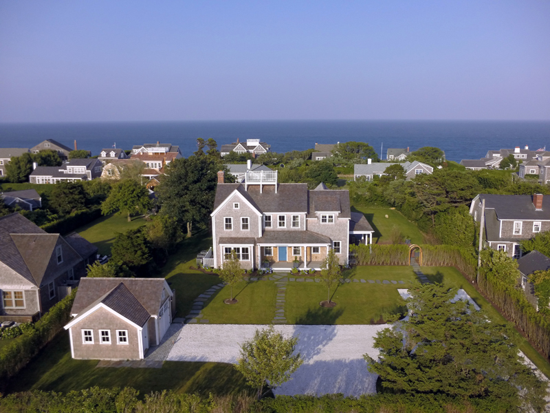Single Family Home for Sale at Enchanting in Sconset 39 Sankaty Road Siasconset, Massachusetts 02564 United States