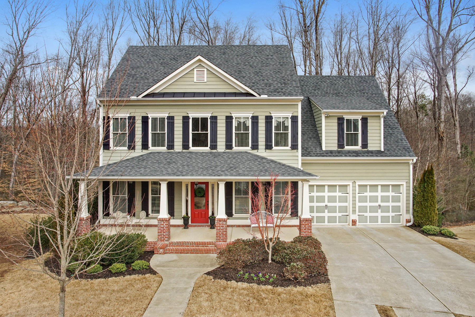 Single Family Home for Sale at Terrace Level Featured on HGTV's Elbow Room 4875 Westgate Drive Cumming, Georgia, 30040 United States