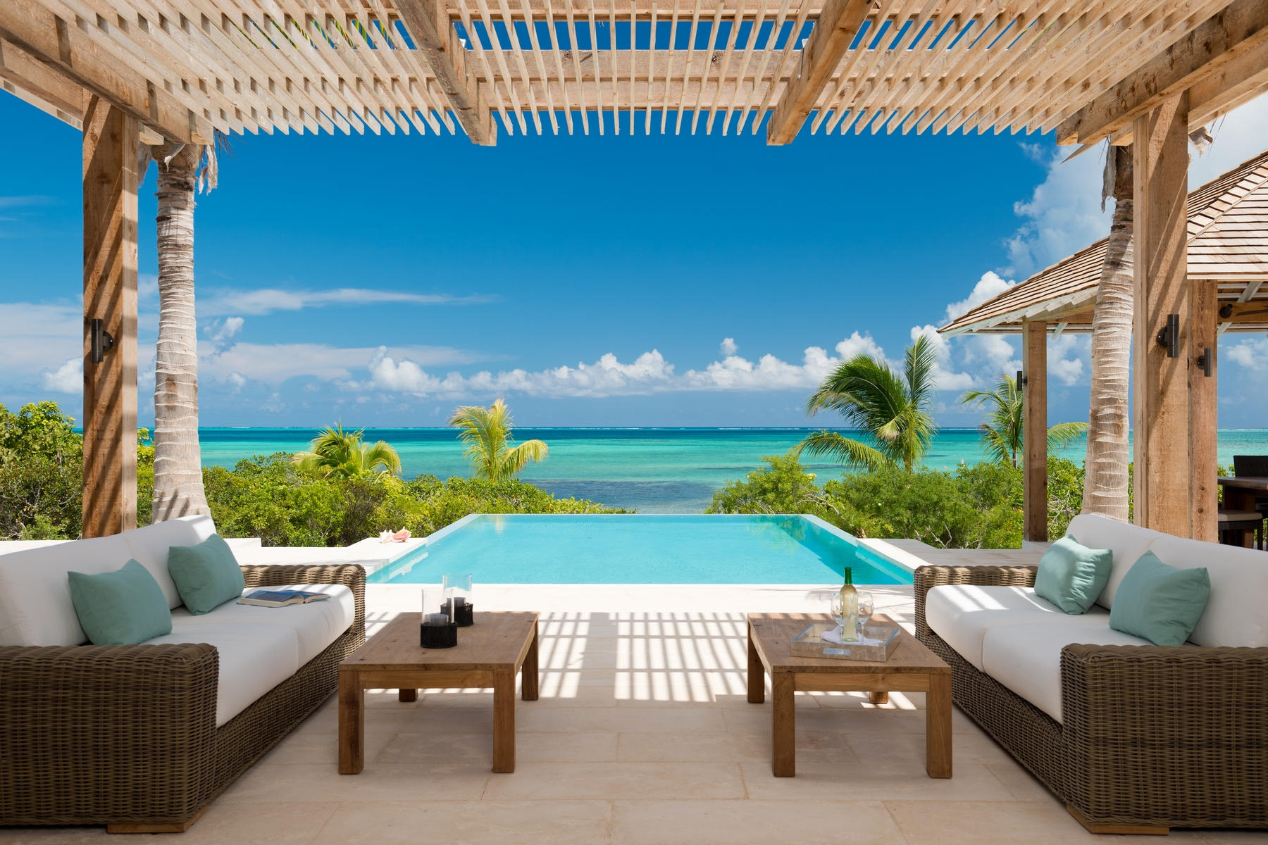 Single Family Home for Sale at Castaway Beachfront Thompson Cove, Providenciales TCI Turks And Caicos Islands