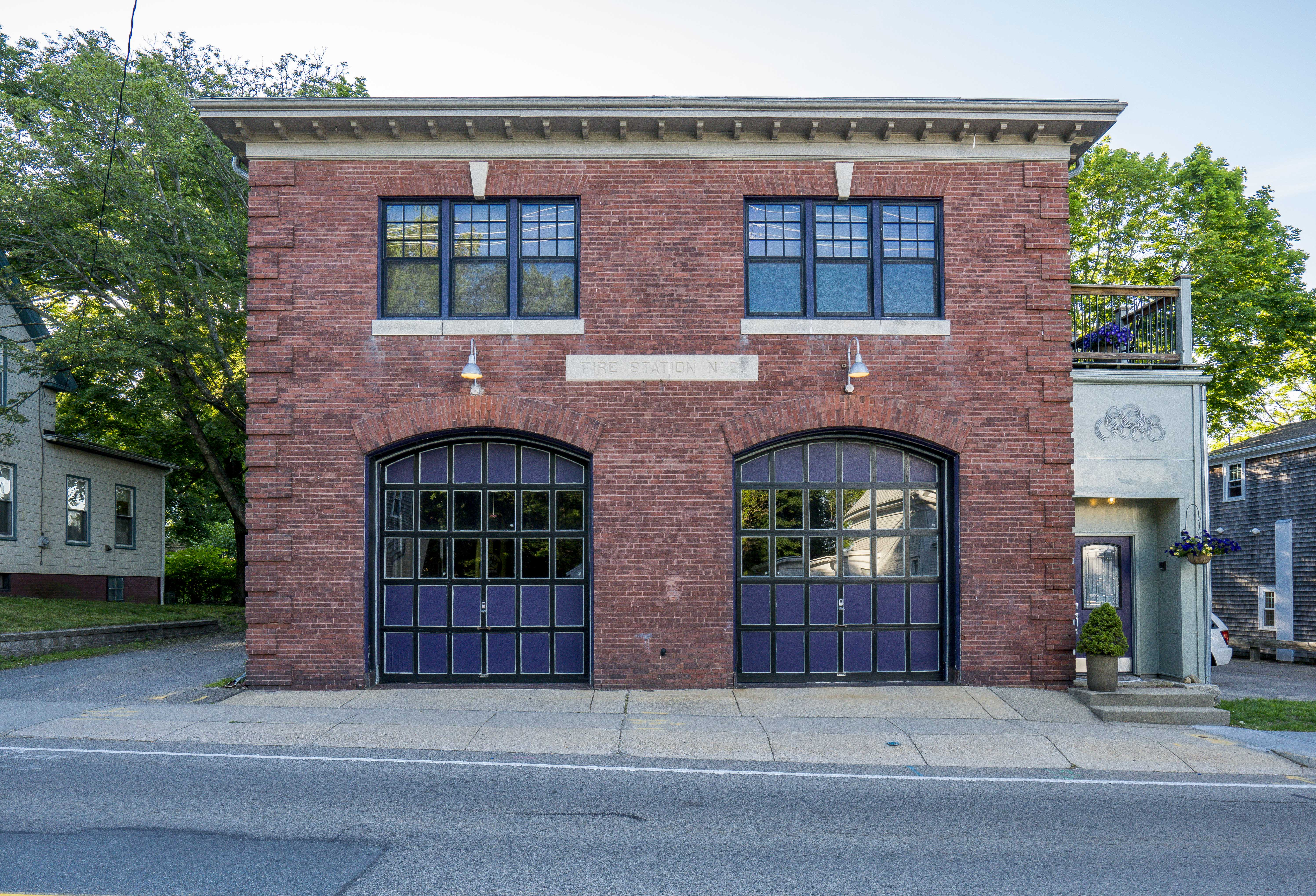 Casa Unifamiliar por un Venta en Restored Firehouse 5 South Street Plymouth, Massachusetts, 02360 Estados Unidos