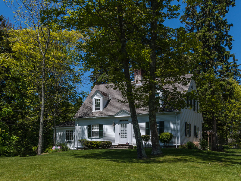 Single Family Home for Sale at 10 Perkins Road Boothbay Harbor, Maine 04538 United States