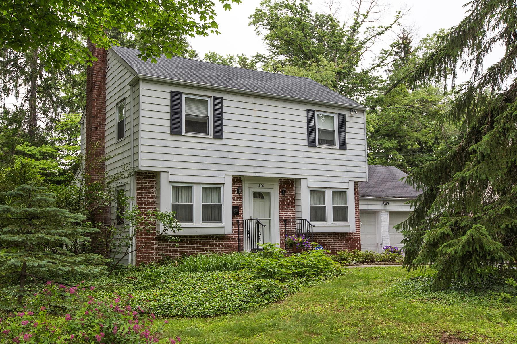 Casa para uma família para Venda às Princeton, NJ 276 Western Way Princeton, Nova Jersey 08540 Estados Unidos
