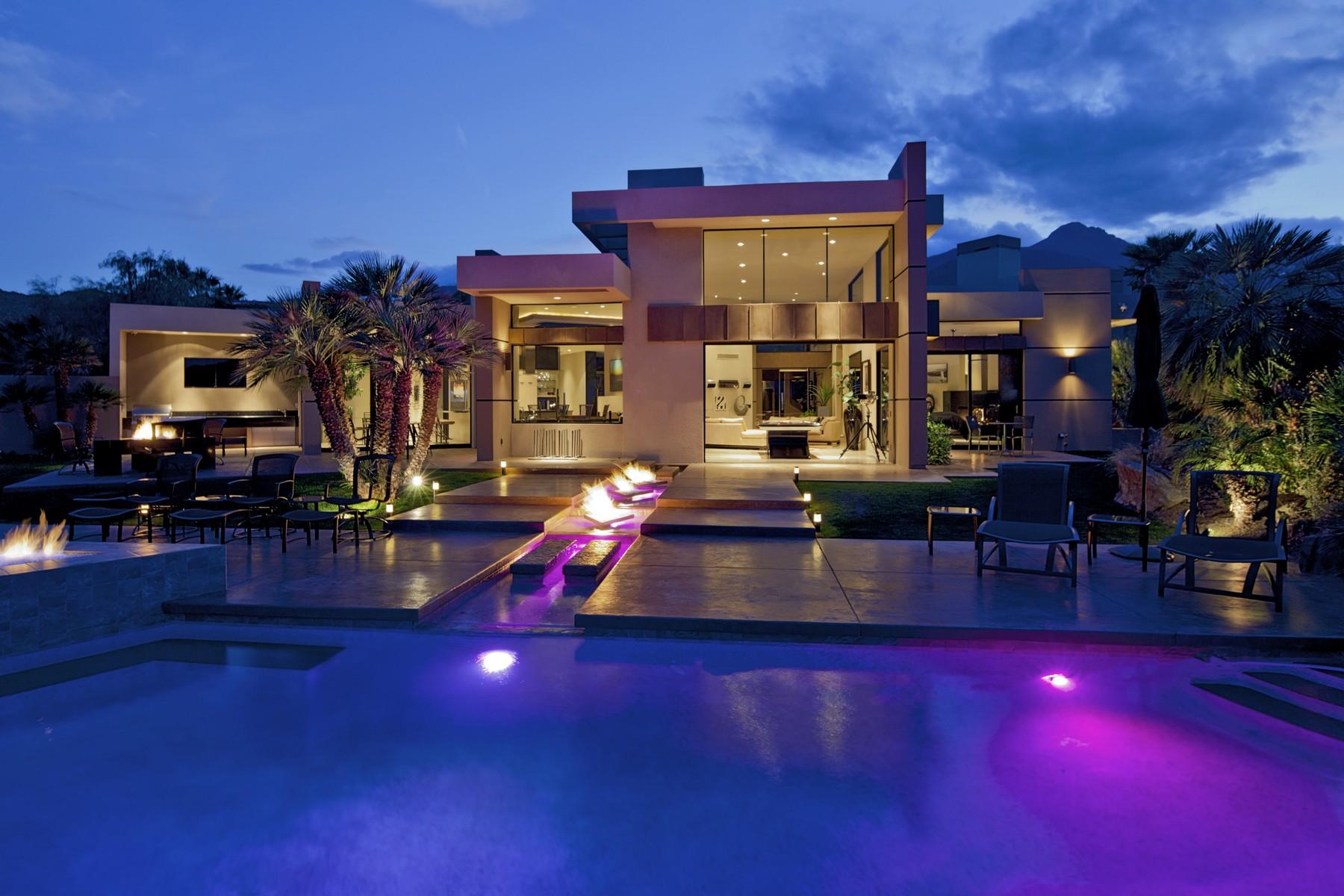 Maison unifamiliale pour l Vente à 79311 Tom Fazio Lane La Quinta, Californie 92253 États-Unis