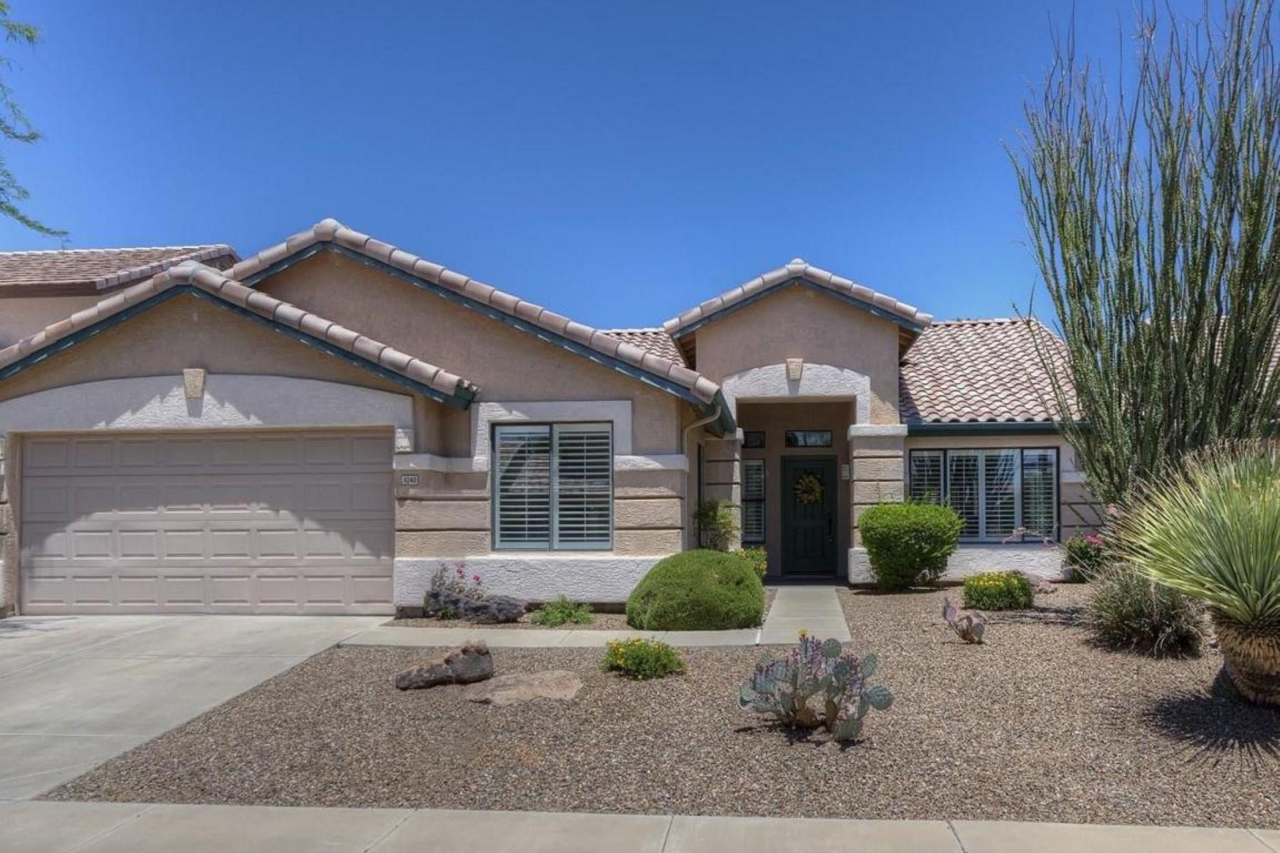 Частный односемейный дом для того Продажа на Expansive light and bright single story home 4240 E Coolbrook Ave Phoenix, Аризона, 85032 Соединенные Штаты