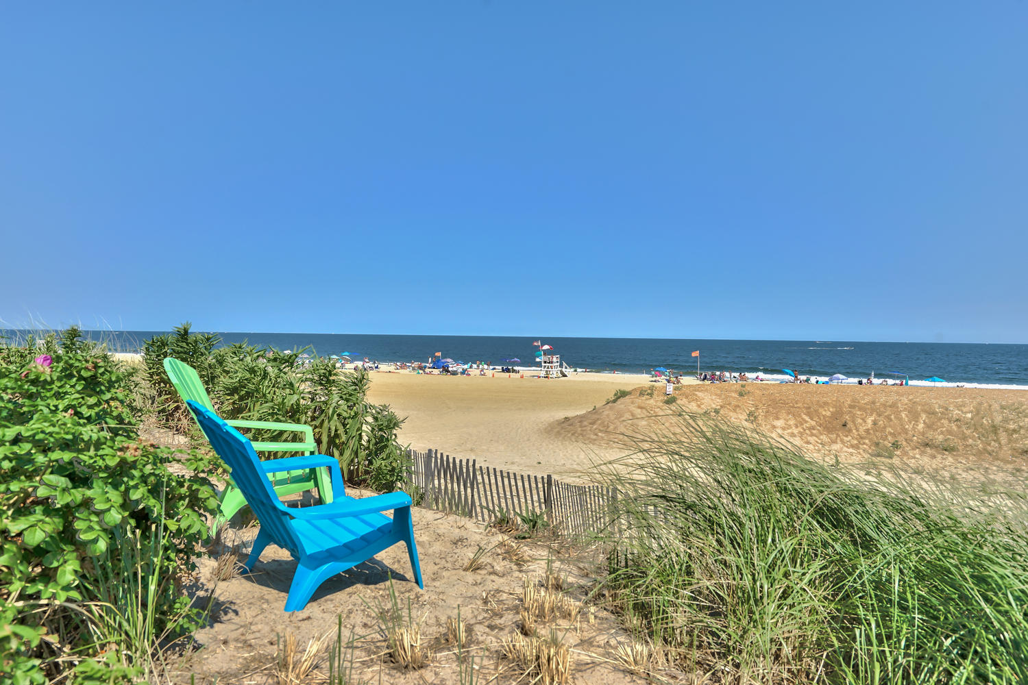 Land for Sale at Private Corner Oceanfront Lot 700 Morven Terrace Sea Girt, New Jersey 08750 United States