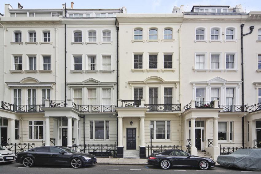 Maison unifamiliale pour l Vente à Ennismore Gardens London, Angleterre, SW71AQ Royaume-Uni