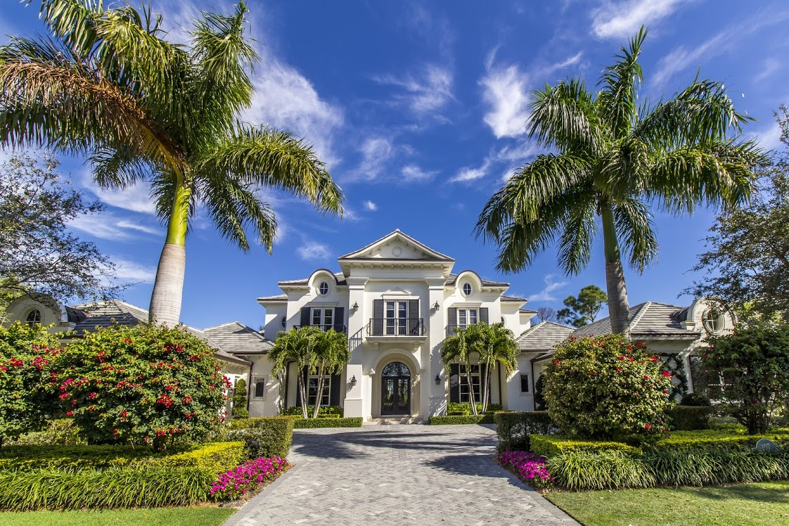 Single Family Home for Sale at 107 West Bear's Club Drive The Bear's Club, Jupiter, Florida, 33477 United States