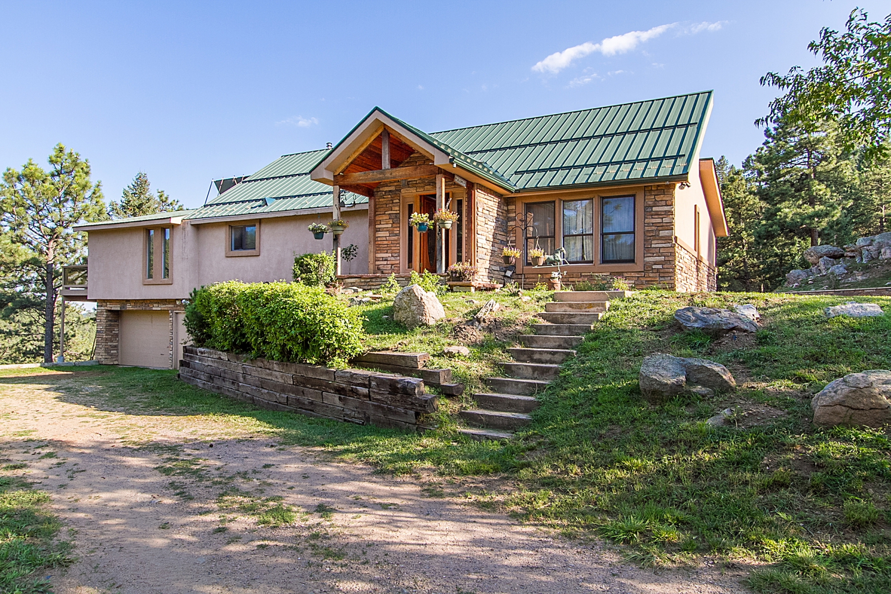 Farm / Ranch / Plantation for Sale at Spectacular Horse Property 8597 S. Deer Creek Canyon Road Littleton, Colorado 80127 United States