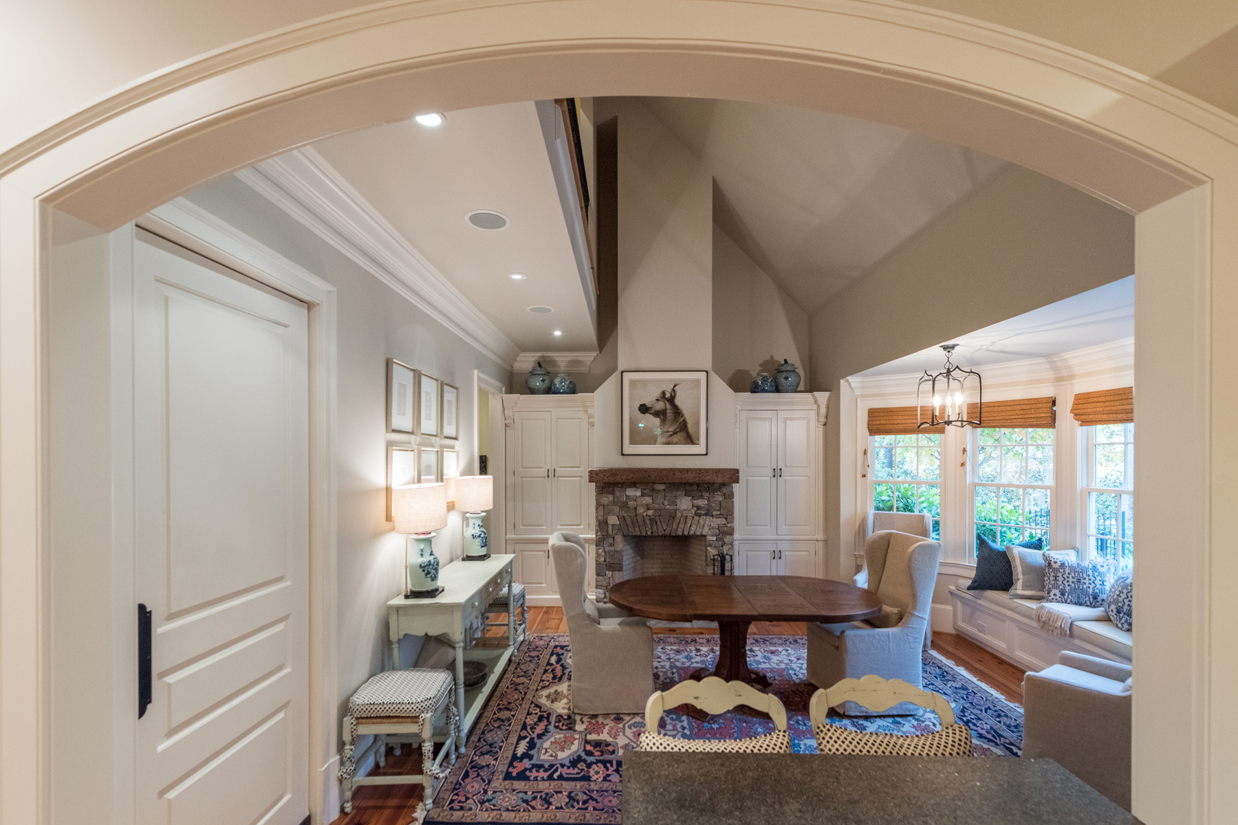 Additional photo for property listing at Beautiful Total Renovation On Quiet Cul-de-sac Street In Historic Brookhaven 4500 Club Valley Drive NE Atlanta, Джорджия 30319 Соединенные Штаты