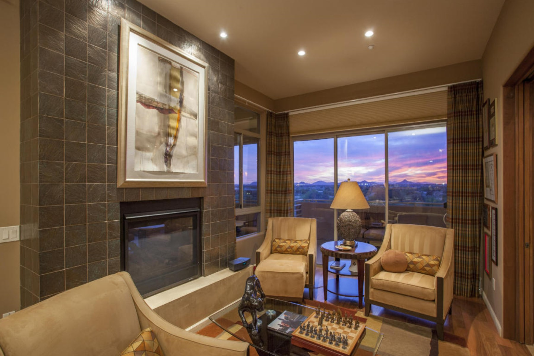 Single Family Home for Sale at One of a kind penthouse is unlike any other in the heart of Scottsdale 15802 N 71 ST 651 Scottsdale, Arizona 85254 United States