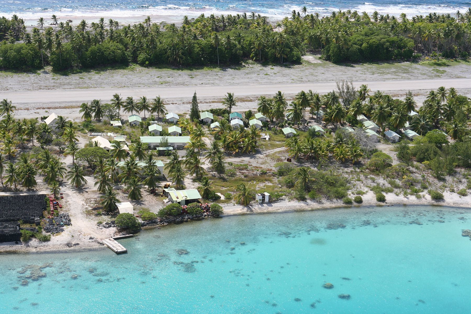 Property Of Private atoll in the Tuamotu
