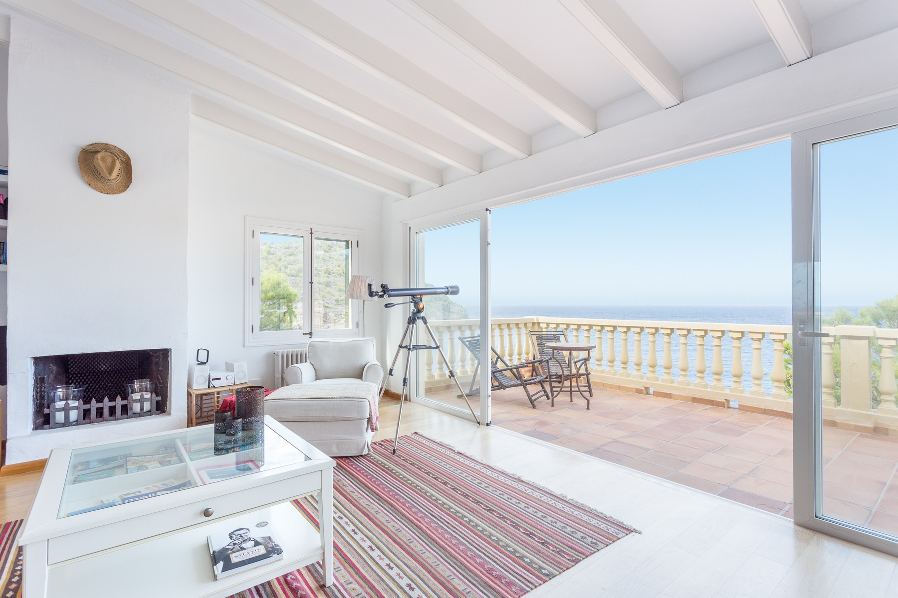 Single Family Home for Sale at Lovely villa first line in Port de Soller Other Balearic Islands, Balearic Islands, 07100 Spain