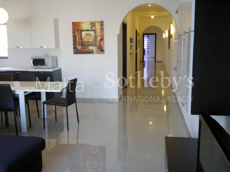 Property Of Fully Furnished Modern Penthouse