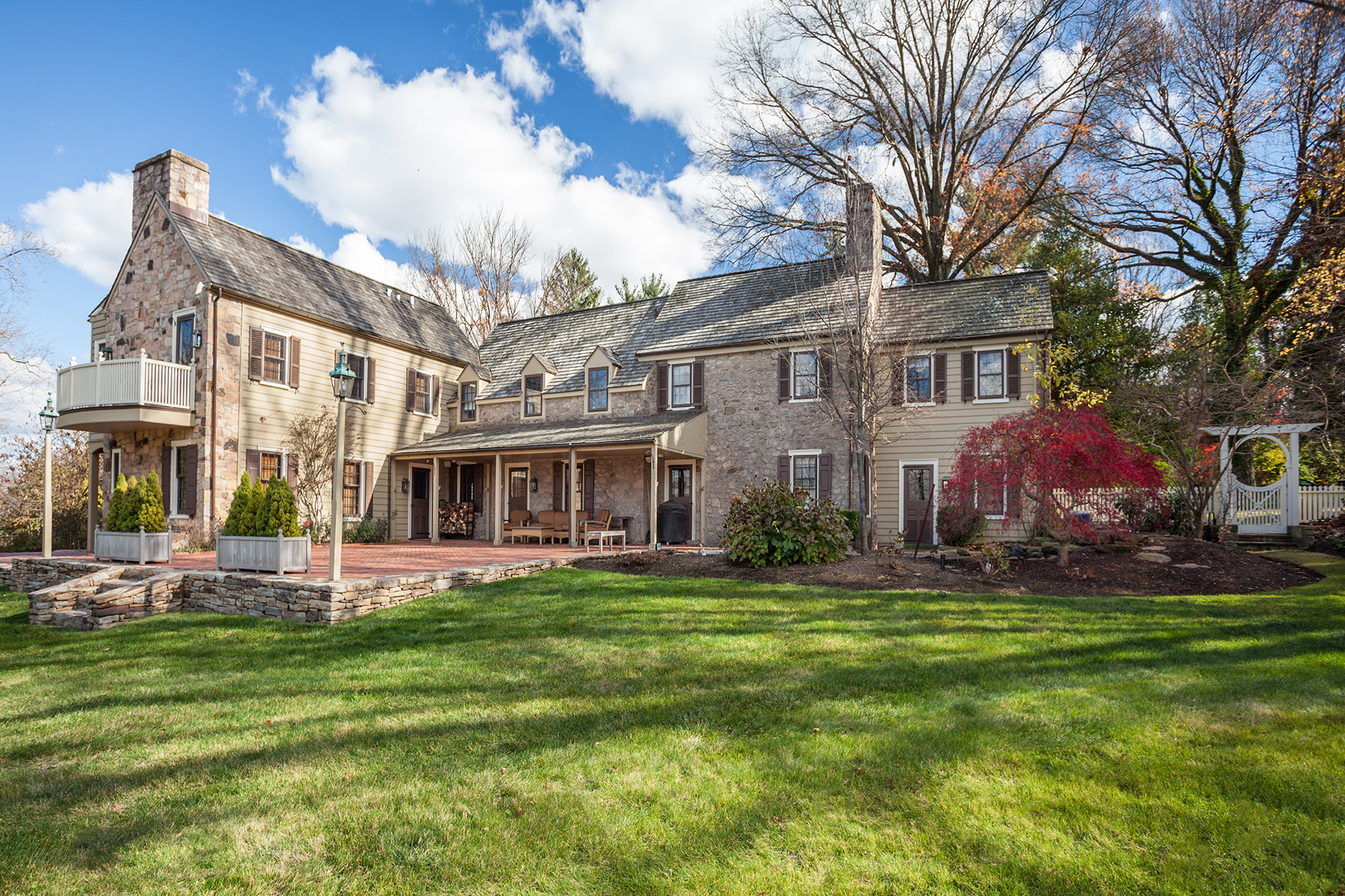 Single Family Home for Sale at Meadowbrook 1560 Warner Road Meadowbrook, Pennsylvania 19046 United States