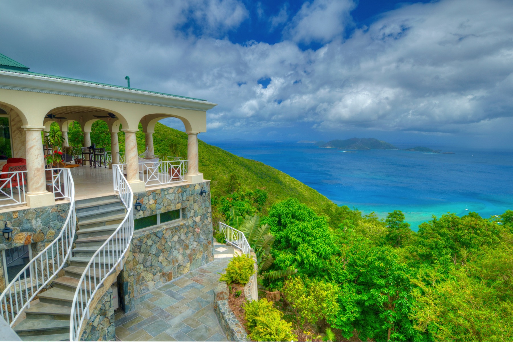 Single Family Home for Sale at Mango Manor Shannon, Tortola British Virgin Islands