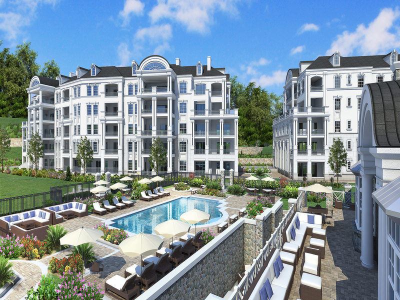 Condominium for Sale at Quarry Springs 8101 River Rd 441 Bethesda, Maryland 20817 United States