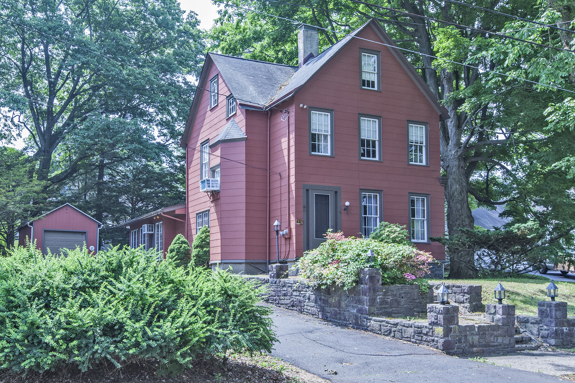 sales property at Charming, Steeply Gabled Home