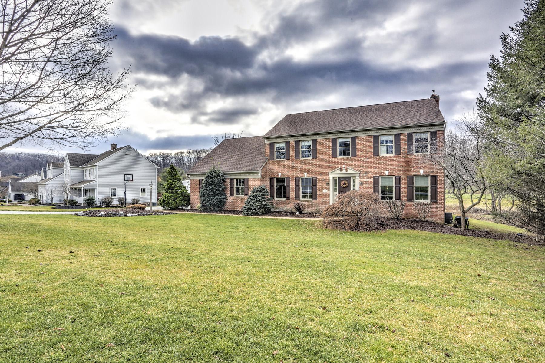Single Family Home for Sale at School Lane Hills Estates 2874 Wimbledon Lane Lancaster, 17601 United States