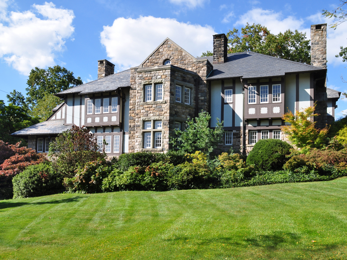 sales property at TREASURED LANDMARK HOME IN THE MANOR