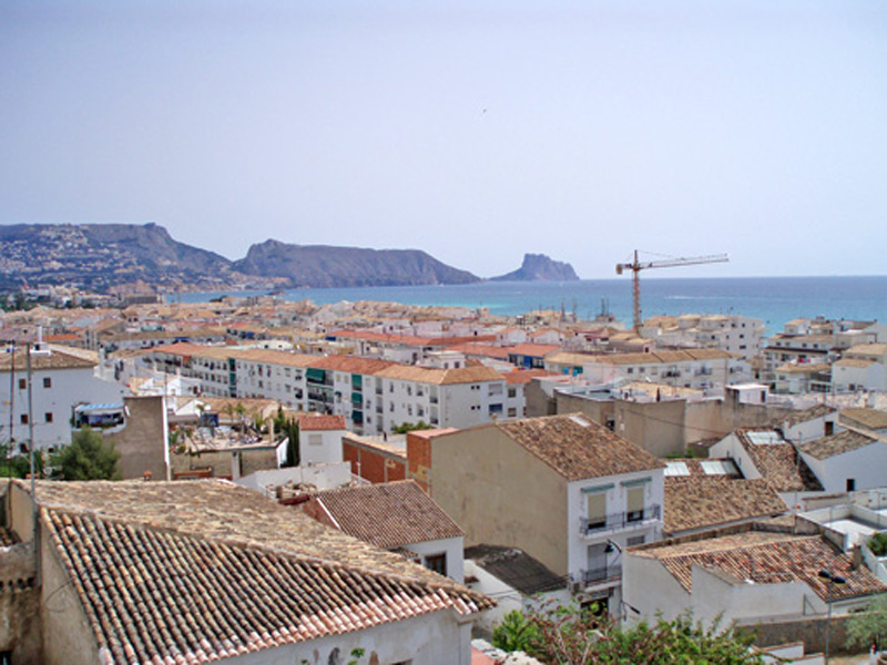 Nhà ở một gia đình vì Bán tại Picturesque Townhouse in the heart of the old town Altea, Alicante Costa Blanca 03590 Tây Ban Nha