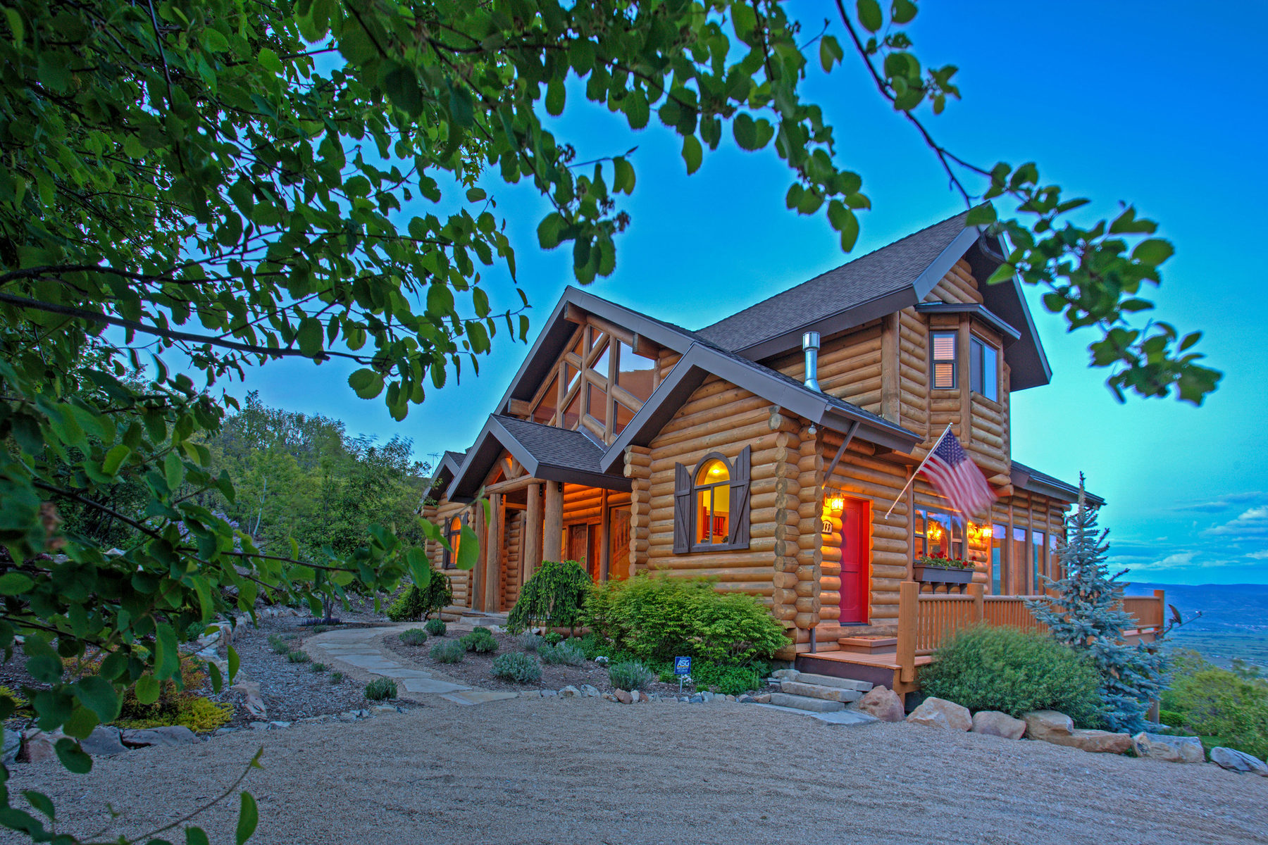 Villa per Vendita alle ore Midway Mountain Retreat 163 Upper Canyon Dr Midway, Utah 84049 Stati Uniti