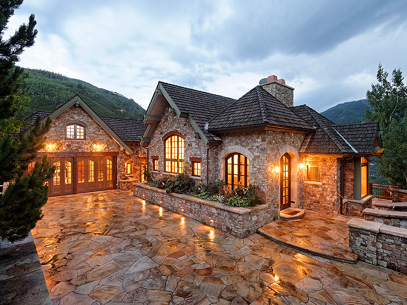 Casa Unifamiliar por un Venta en Upper Red Mountain 649 Hunter Creek Road Red Mountain, Aspen, Colorado 81611 Estados Unidos