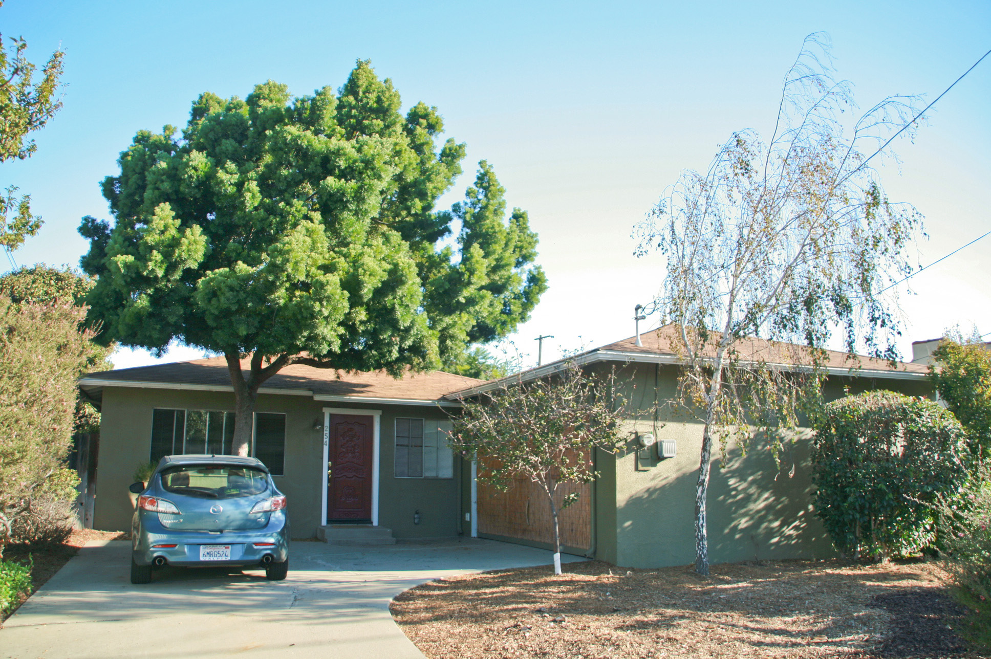 Single Family Home for Sale at 254 South 254 South Street San Luis Obispo, California 93401 United States