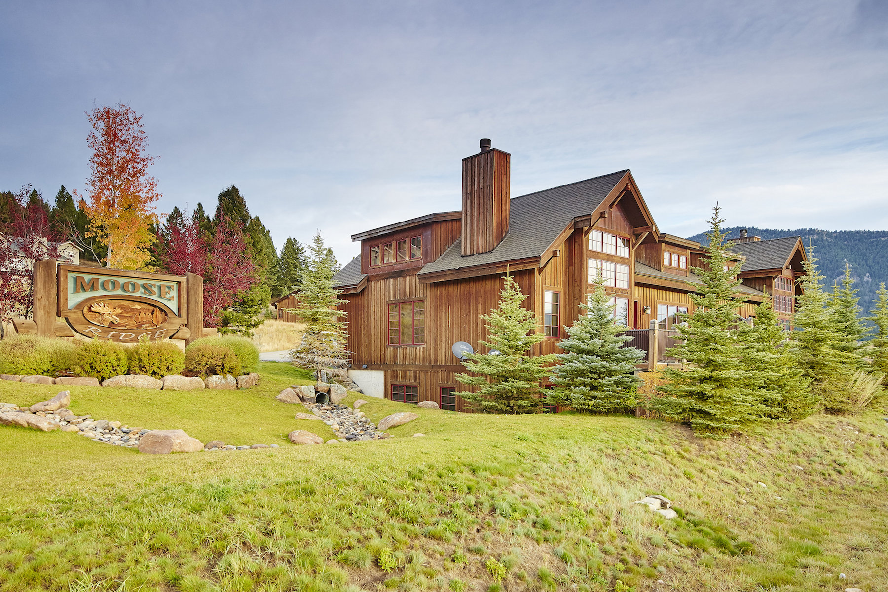 Condominio por un Venta en 38 Moose Hill Road Big Sky, Montana, 59716 Estados Unidos