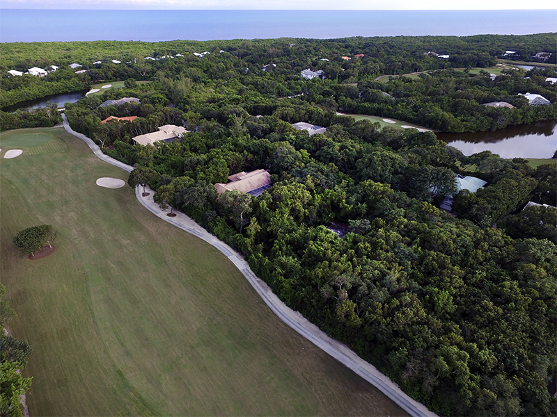 土地 为 销售 在 Golf Course Lot at Ocean Reef 17 Cinnamon Bark Lane Ocean Reef Community, 拉哥, 佛罗里达州 33037 美国