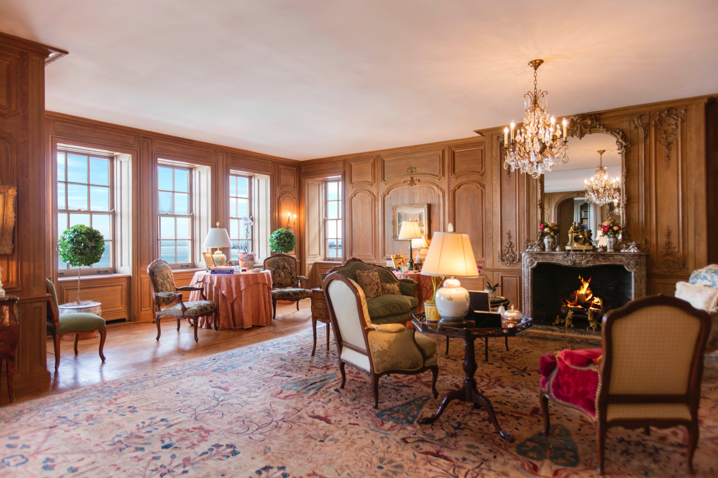 sales property at Extraordinary Lake Shore Drive Home