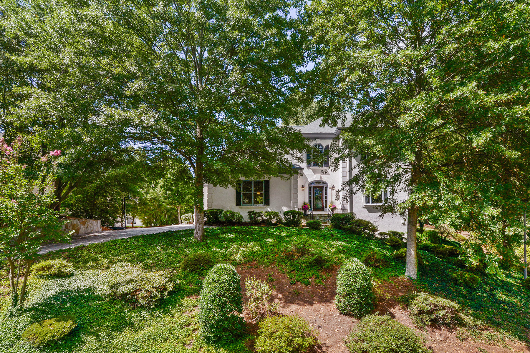 open-houses property at Stunning Traditional Home In Cul-de-sac Community