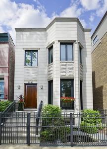 Einfamilienhaus für Verkauf beim Pristine Bucktown Home 1942 N Honore Street Logan Square, Chicago, Illinois 60622 Vereinigte Staaten