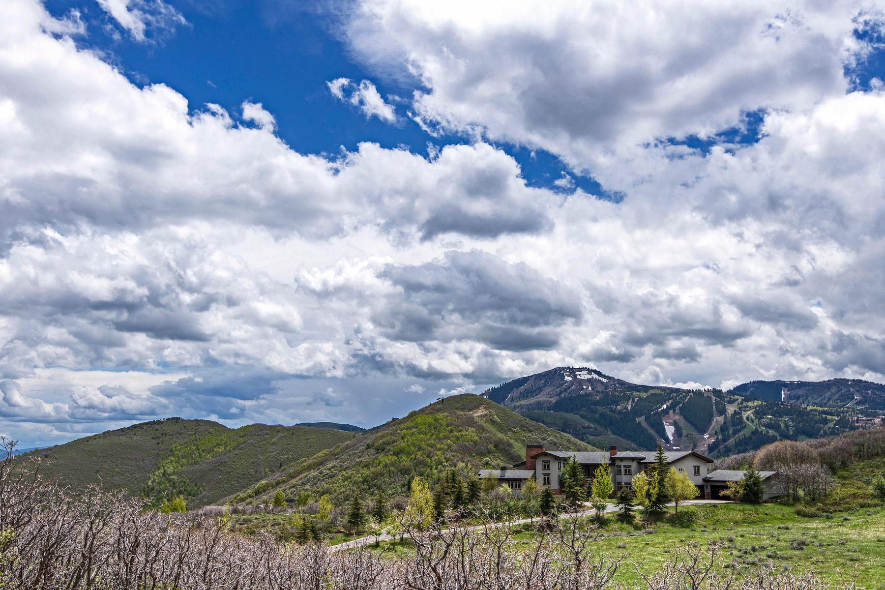 Terreno por un Venta en Deer Valley Estate Lot 3733 Rising Star Ln Lot 3 Park City, Utah 84060 Estados Unidos