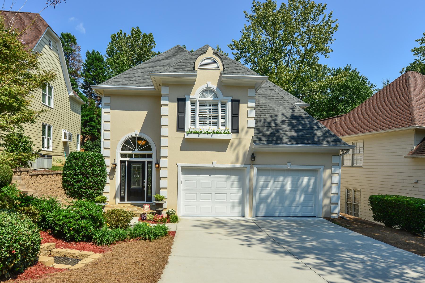 一戸建て のために 売買 アット Storybook Home In Pine Hills 1056 Shady Valley Place Pine Hills, Atlanta, ジョージア, 30324 アメリカ合衆国